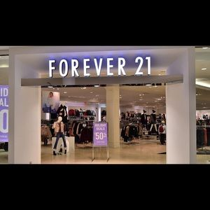 FOREVER 21 MYSTERY BOXES